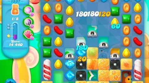 Candy Crush Soda Saga Level 1337 (3 Stars)