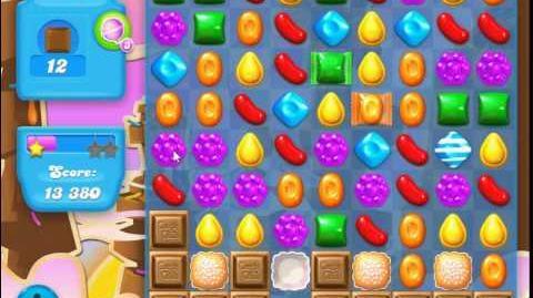 Candy Crush Soda Saga Level 75 (nerfed, 3 stars)