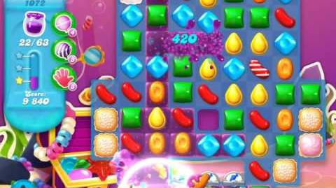 Candy Crush Soda Saga Level 1072