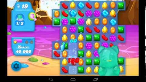 Candy Crush Soda Saga Level 16 - 3 Star Walkthrough