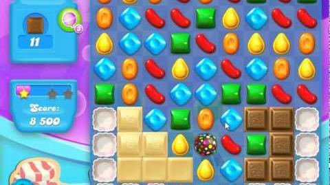 Candy Crush Soda Saga Level 197(3 Stars)