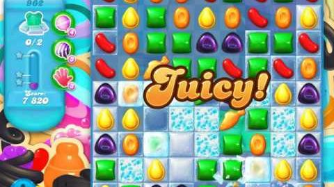 Candy Crush Soda Saga Level 962 (buffed)