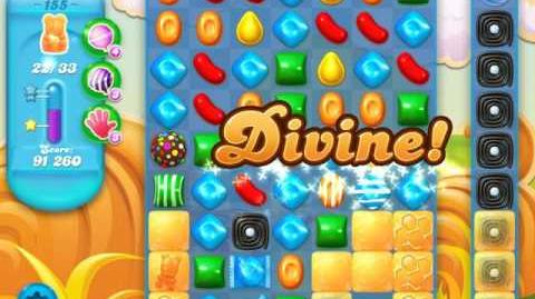 Candy Crush Soda Saga Level 155 (11th version)