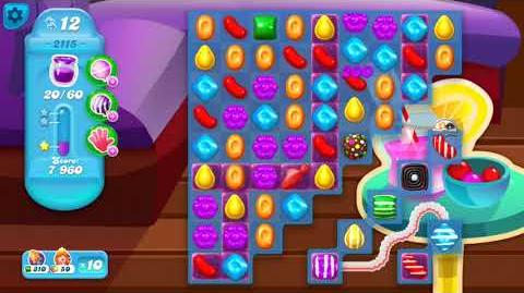 Candy Crush Soda Saga Level 2115