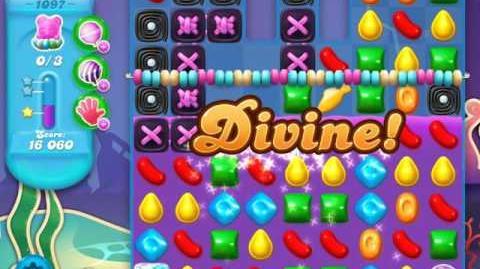 Candy Crush Soda Saga Level 1097 (2nd buffed, 3 Stars)