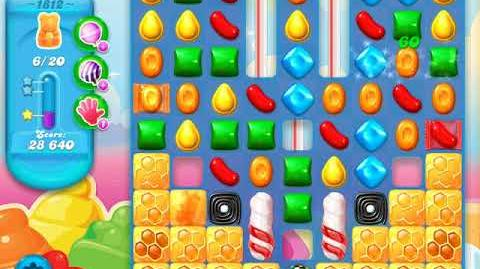 Candy Crush Soda Saga Level 1812