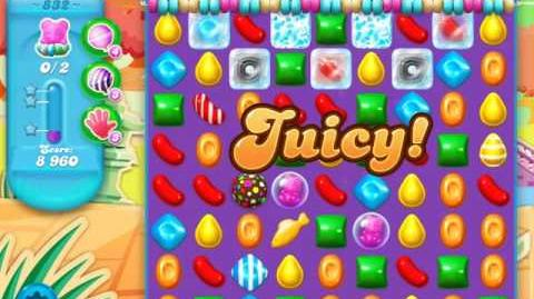 Candy Crush Soda Saga Level 832 (2nd buffed)