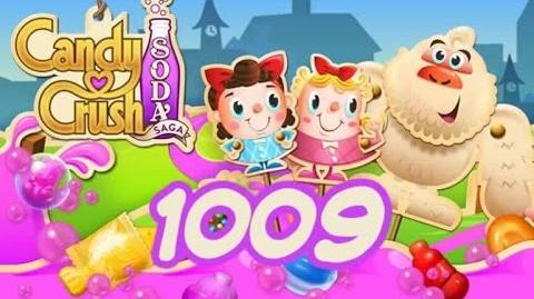 Candy Crush Soda Saga Level 1009