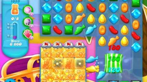 Candy Crush Soda Saga Level 1059 (nerfed)
