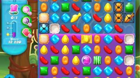 Candy Crush Soda Saga Level 15 (nerfed, 3 Stars)