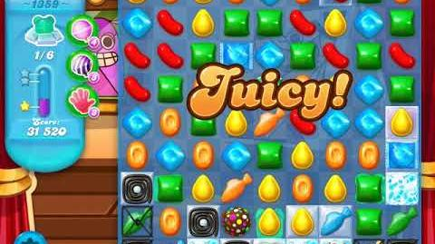 Candy Crush Soda Saga Level 1359 (6th version)