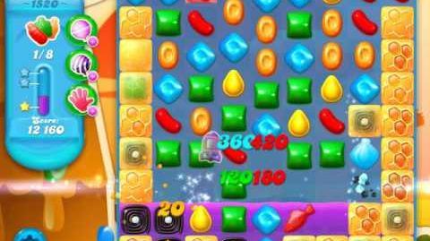 Candy Crush Soda Saga Level 1520 (3 Stars)