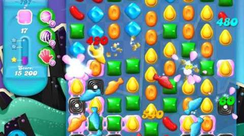 Candy Crush Soda Saga Level 797 (3 Stars)