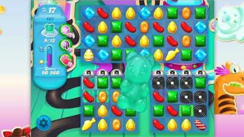 Candy Crush Soda Saga - Level 181 - No boosters ☆☆☆