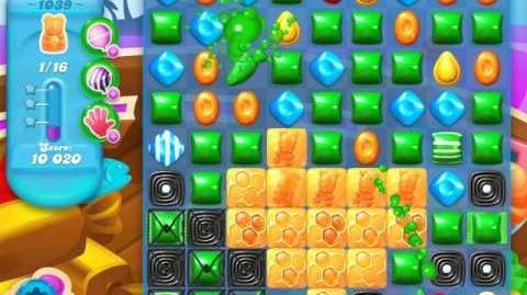 Candy Crush Soda Saga Level 1039 (3 Stars)