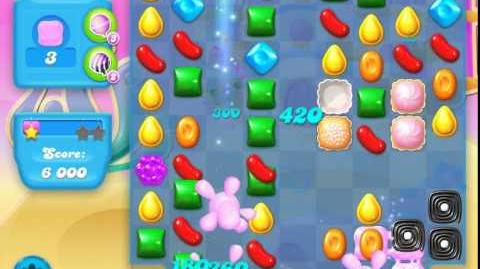 Candy Crush Soda Saga Level 174 (45 moves, 3 Stars)