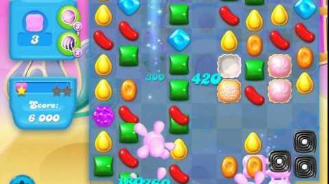 Candy Crush Soda Saga Level 174 (45 moves, 3 Stars)