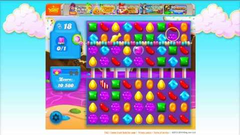 Candy Crush Soda Saga Level 24