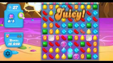 Candy Crush Soda Saga Level 40-0