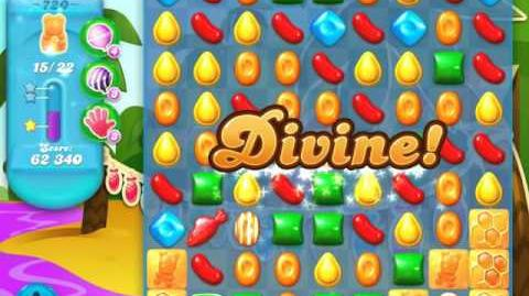 Candy Crush Soda Saga Level 720 (3 Stars)