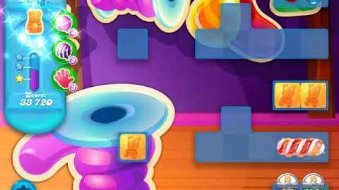 Candy Crush Soda Saga Level 1106 (2nd version)