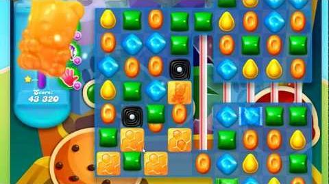 Candy Crush Soda Saga Level 2069 **