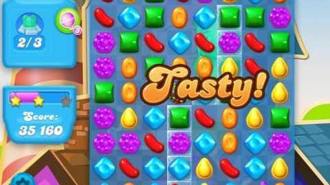 Candy Crush Soda Saga Level 5 (unreleased version 12)