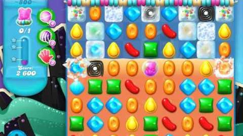 Candy Crush Soda Saga Level 800 (3 Stars)