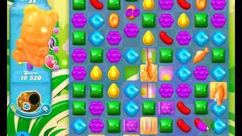 Candy Crush Friends Group SODA Level 321 3Stars Update 291017