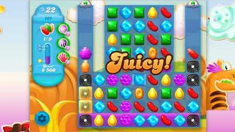Candy Crush Soda Saga - Level 161 - No boosters ☆☆☆