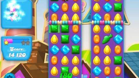 Candy Crush Soda Saga Level 2 (unreleased version 1)