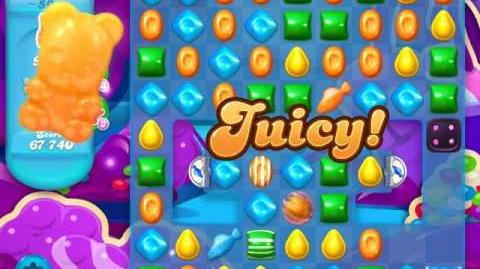 Candy Crush Soda Saga Level 594 (2nd buffed)