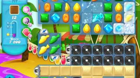 Candy Crush Soda Saga Level 717 (3 Stars)