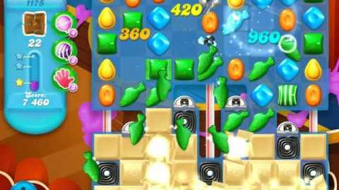 Candy Crush Soda Saga Level 1175 (3 Stars)