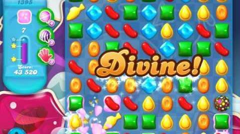 Candy Crush Soda Saga Level 1395 (4th version)