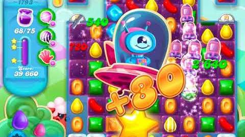 Candy Crush Soda Saga Level 1793 (3 Stars)