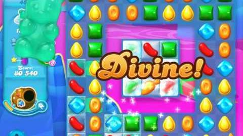 Candy Crush Soda Saga Level 458 (3rd version)
