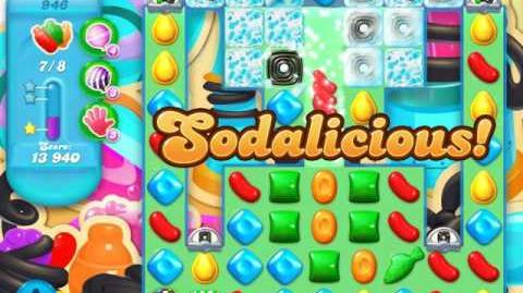 Candy Crush Soda Saga Level 946 (3 Stars)