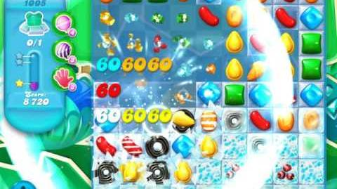 Candy Crush Soda Saga Level 1005 (7th version)