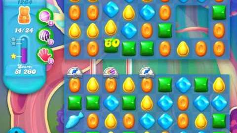 Candy Crush Soda Saga Level 1264 (3 Stars)