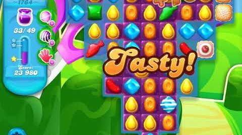 Candy Crush Soda Saga Level 1764 (3 Stars)