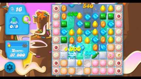 Candy Crush Soda Saga Level 73