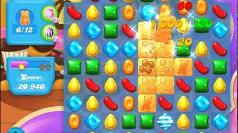 Candy Crush Soda Saga Level 113 (2nd version, 3 Stars)