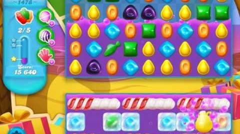 Candy Crush Soda Saga Level 1478