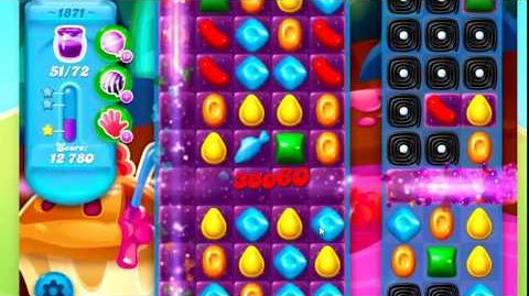 Candy Crush Soda Saga Level 1871 **