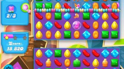 Candy Crush Soda Saga Level 3 (unreleased version 11)