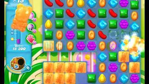 Candy Crush Friends Group SODA Level 338 3Stars Update 291017