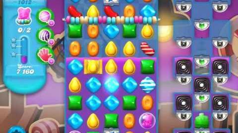 Candy Crush Soda Saga Level 1012 (3 Stars)