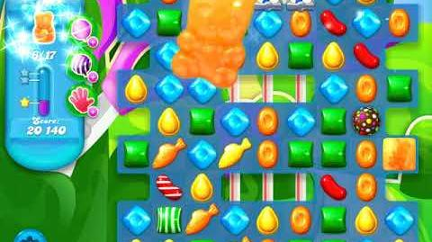 Candy Crush Soda Saga Level 1758 (3 Stars)
