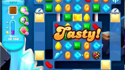 Candy Crush Soda Saga Level 2012 **